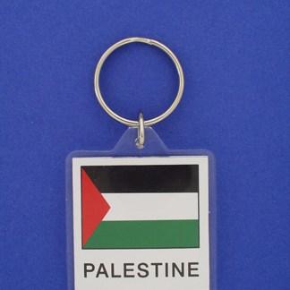 Palestine Keychain-0
