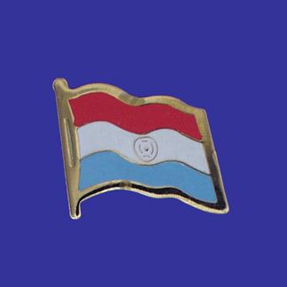 Paraguay Lapel Pin-0