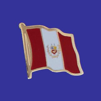 Peru Lapel Pin-0