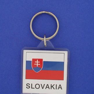 Slovakia Keychain-0