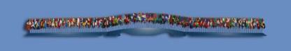 UN Desk Flag Stand-193 Hole-0