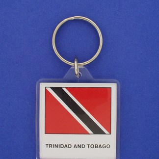Trinidad & Tobago Keychain-0