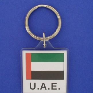 United Arab Emirates Keychain-0