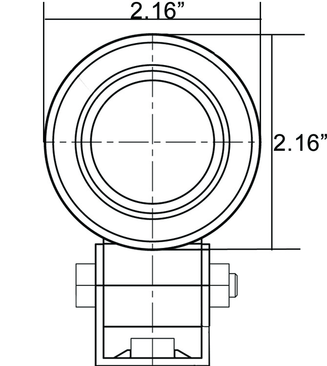 Vision X 3 Square Xil Pdimmer Wiring Diagram : 44 Wiring