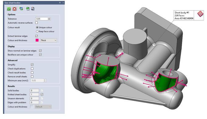 Diseño de modelos 3D (sólidos y superficies)