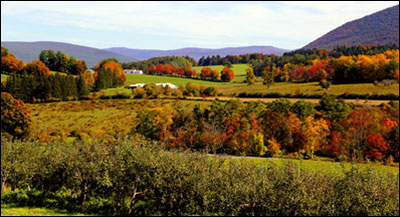 The Mohawk Trail (Route 2) – Greenfield to North Adams