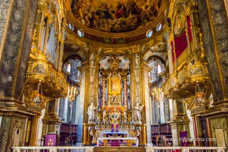 Iglesia de Santa María della Steccata