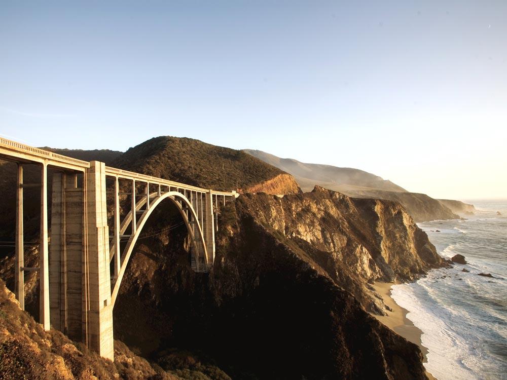 Kaliforniens Highway Number One  Die Strae der Trume