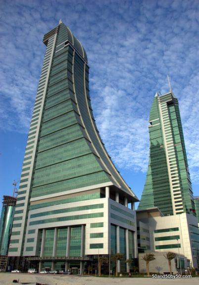 building in Bahrain