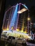Macau casino lights