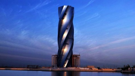 United Tower in Bahrain