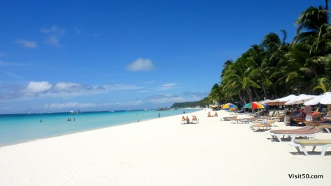 Boracay too touristy and overcrowded? No way!