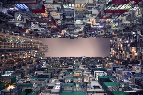 Quarry bay - Photographer Romain Jacquet-Lagrèze captures Hong Kong's soaring heights in his new book, Vertical Horizon. It's a Hong Kong photography project featuring Hong Kong architecture