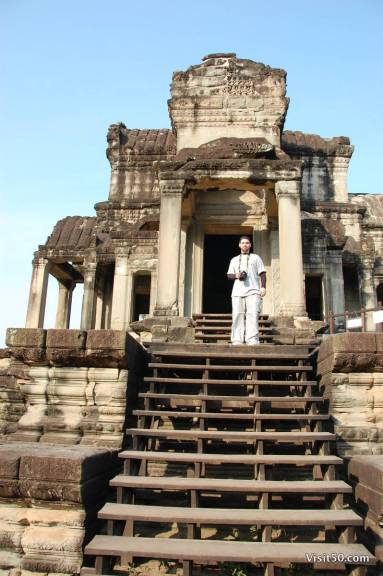 temple at Angkor Wat
