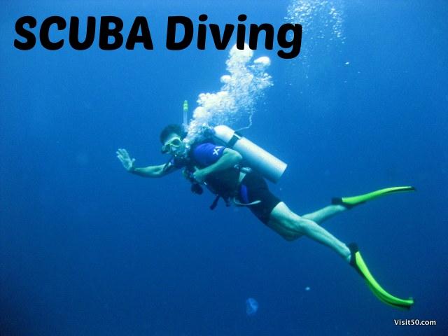 SCUBA Diving in SE Asia