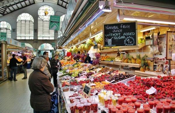 Visita Mercado Central de Valencia y Degustacin  Visita