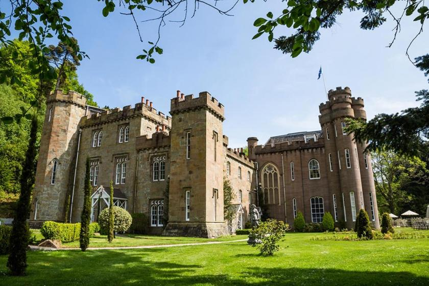 Drumtochty Castle - A Magical Event Venue