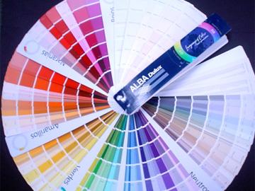 Aprendiendo a combinar colores en la decoracin