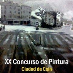XX Concurso de Pintura Ciudad de Coín 2015