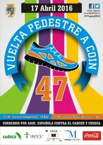 47 Vuelta Pedestre de Coin, 2016