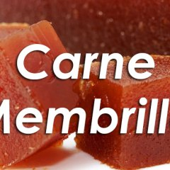 Carne membrillo