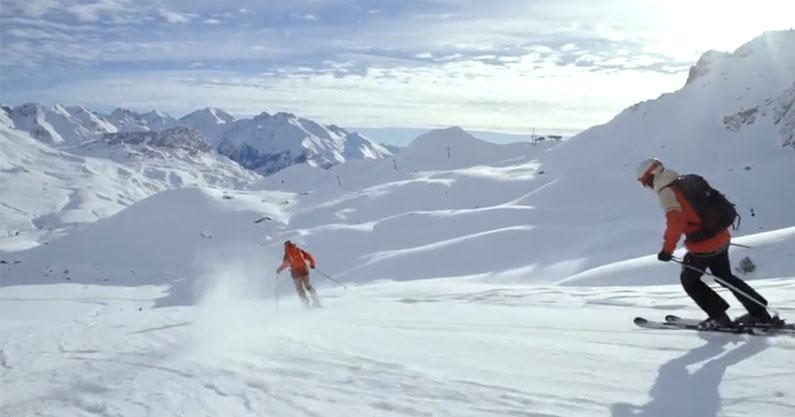 Reserva tu Paquete de Nieve