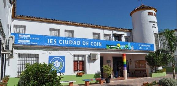 IES Ciudad de Coín 50 aniversario