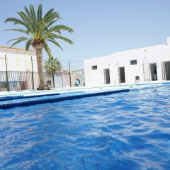 Piscina municipal Montes Hoyo abre el 1 de julio