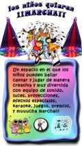 juegos y discoteca infantil