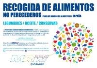 Campaña Solidaria de Recogida de Alimentos de MRW en Coín