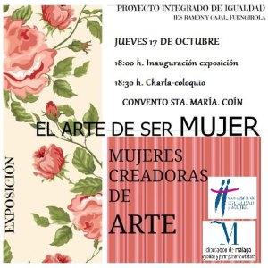 Exposición el Arte de ser Mujer