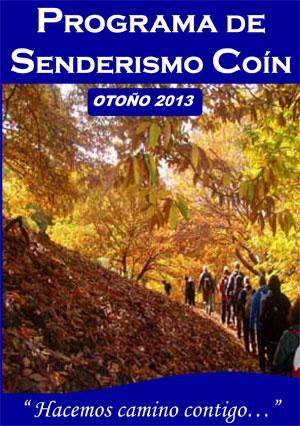 Senderismo Coin 2013