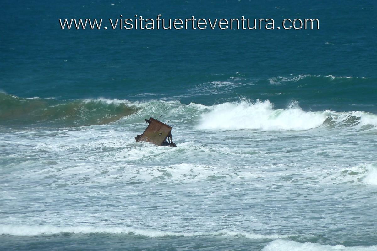 Playa de Garcey en Fuerteventura Guia de Playas de