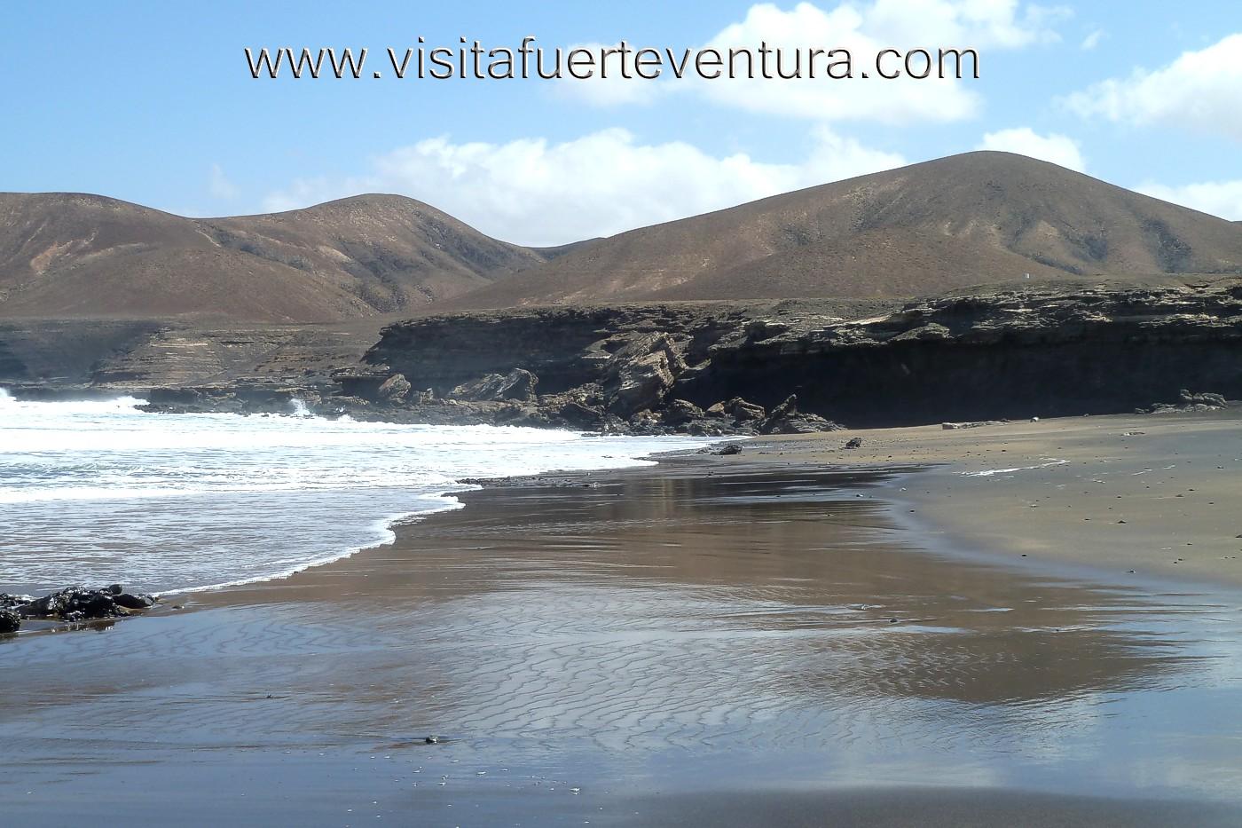 Playa de La Solapa en Fuerteventura Guia de Playas de Fuerteventura Las mejores playas de