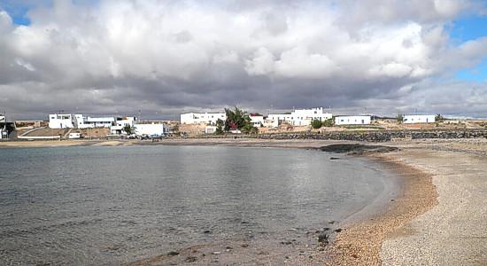 Playa de Salinas del Carmen Fuerteventura Guia de Playas de Fuerteventura