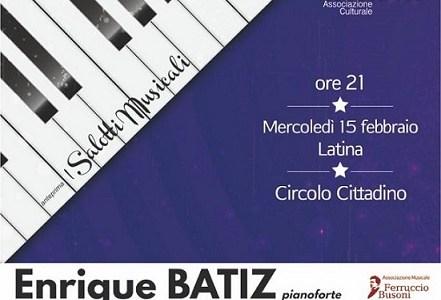 Concerto di pianoforte di Enrique Batiz