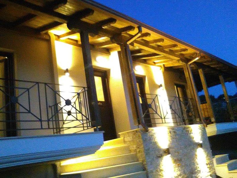 Argiro Villa   Ammouliani  Halkidiki  Greece