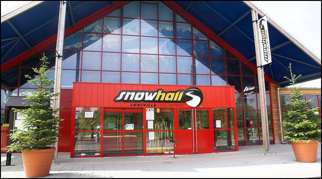 Le Snowhall pour skier toute l'année, seule piste de Ski Indoor de France