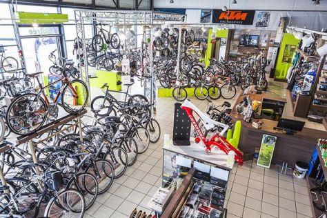 LOISIBIKE, plus de 500 modèles de vélos en magasin