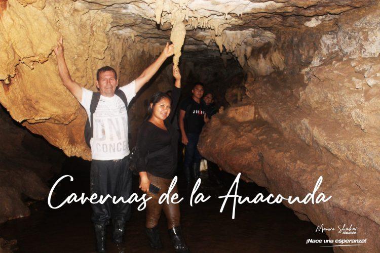 CAVERNAS DE LA ANACONDA