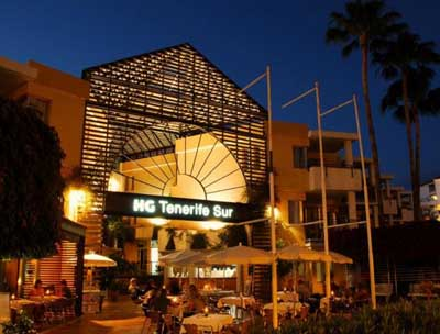 Hotels in Los Cristianos Tenerife