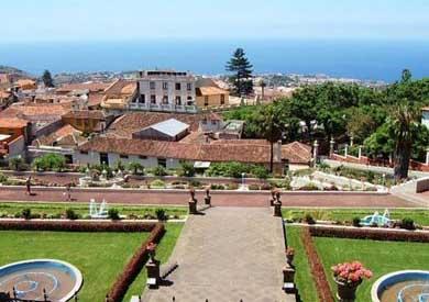 Jardines Victoria Tenerife