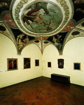 Museo di Casa Vasari  Cosa vedere e Visitare ad Arezzo e