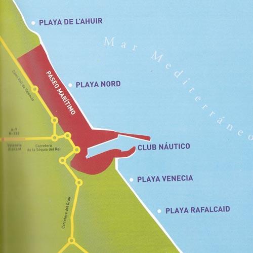 Playas Gandia