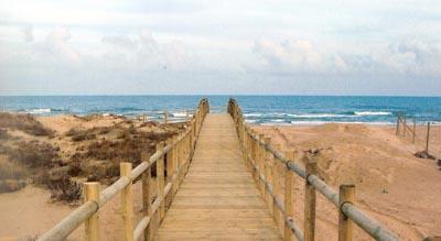 Playa de lAhuir Nudista
