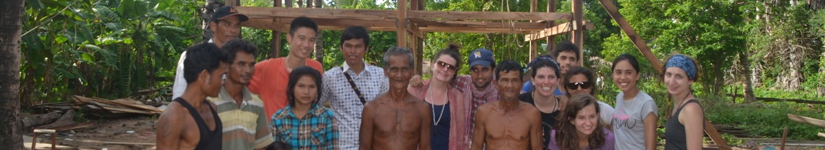Operation Groundswell in Banteay Chhmar