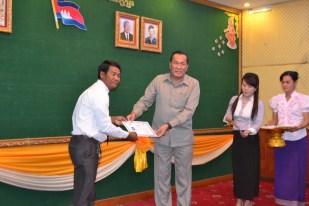 Banteay Chhmar CBT tour guide, Sang Ponlok