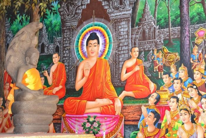 Banteay Torp Pagoda
