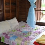 Homestay bedroom