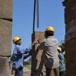 Rebuilding columns
